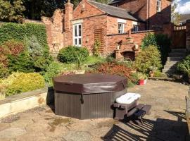 Gardener's Cottage, Chesterfield, Честерфилд (рядом с городом Stretton)