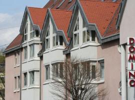 Hotel Domino, Stuttgart (Blizu: Kornwestheim)