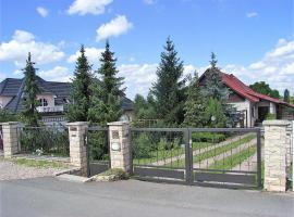 Ferienwohnung Stolz, Arnstadt