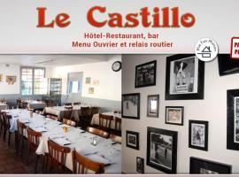 Le Castillo, Шатобриан (рядом с городом Soudan)