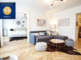 Spacious City Style Apartment