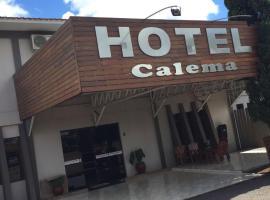 Hotel Calema, Capitão Leônidas Marques (Capanema yakınında)