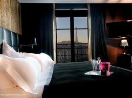 First Hotel Paris Tour Eiffel