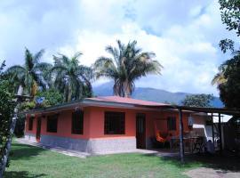 Cómoda Finca rural Miramar, Cumaca