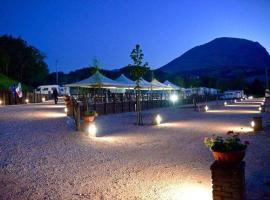 Camping Sibilla, Montefortino