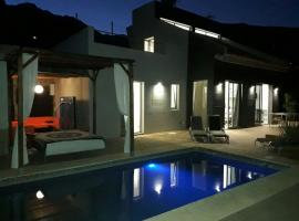 Luxury Villa Atlantico Views, Канделария (рядом с городом Игесте)
