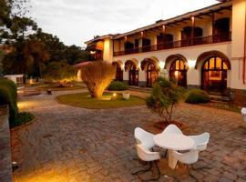 Hotel Fazenda Confiance