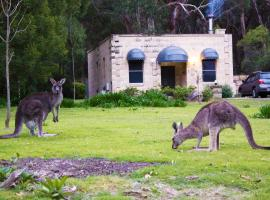 Marwood Luxury Villas, Halls Gap