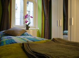 Greengary Budapest apartments