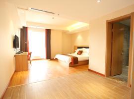 JUNYI Hotel Hebei Shijiazhuang Pingshan Town Wanshou Road, Pingshan (Lianghe yakınında)