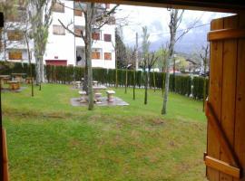 Apartamento en las montañas del pirineo aragonés., Villanúa