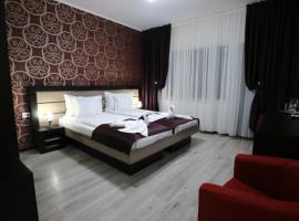 Hotel Riverside, Галац