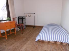 Charmante maison chambre privative basique, Louvain-la-Neuve