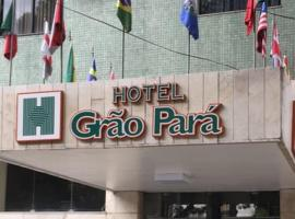 Hotel Grão Para, Belém