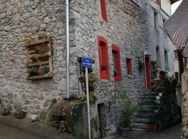 Maison de Charme, Saint-Gingolph (Saint-Gingolph yakınında)