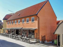 Boende Visby, Visby