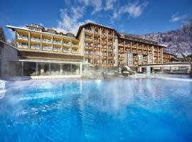 "Therme & Spa Resort ""Das Ronacher"""