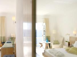 佩塔索斯海灘Spa度假酒店