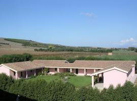 Agriturismo Villa Gaia, Càbras (San Salvatore yakınında)