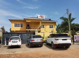 Rose Hill Guesthouse, Аккра (рядом с городом Kwabenya)