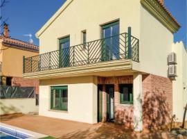Four-Bedroom Holiday Home in Ardenya R. de Gaia, Ardenya (рядом с городом Vespella de Gaià )