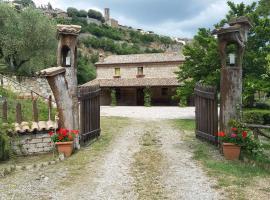 Casale Falascie, Lubriano