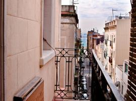 Barceloneta Apartments Beach