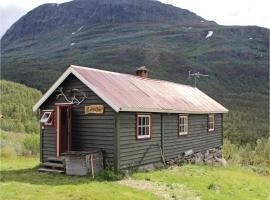 One-Bedroom Holiday Home in Borgund, Borgund (рядом с регионом Tyin-Filefjell)