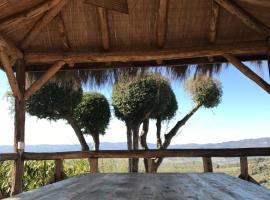 El Capricho, Gaucín (Jimena de la Frontera yakınında)