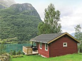 Two-Bedroom Holiday Home in Olden
