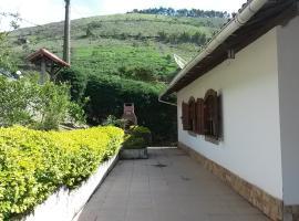 Teresopolis-Vale Alpino-Zona Rural, Campanha (Vieira yakınında)