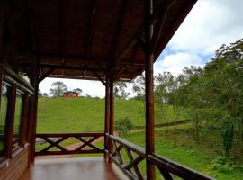 Casa Bambu, Pedro Vicente Maldonado (Puerto Quito yakınında)