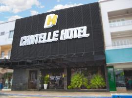 Hotel Cantelle, Frederico Westphalen (Jabuticaba yakınında)