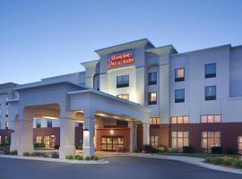 Hampton Inn & Suites Pocatello, Pocatello