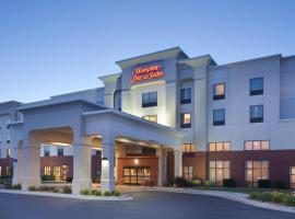 Hampton Inn & Suites Pocatello, Pocatello
