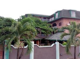 Rojo Hotel, Nkawkaw (рядом с городом Pepiasi)