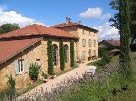 La Bastide, Jarnioux (рядом с городом Saint-Laurent-d'Oingt)