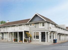 El Dorado Hotel, Sonoma