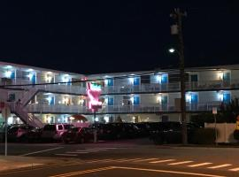 Bird of Paradise Motel, North Wildwood
