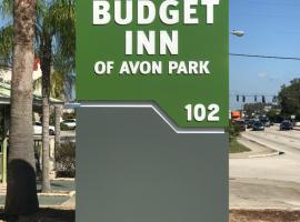 Budget Inn of Avon Park, Avon Park (in de buurt van Wauchula)