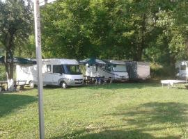 Camping Ribkata, Vlado Trichkov (Tserovo yakınında)