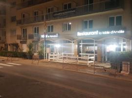 le palmarium hotel **, Amélie-les-Bains-Palalda (рядом с городом Palalda)