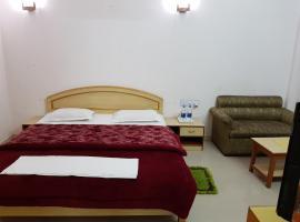 Hotel Ganga Residency, Darbhanga (рядом с городом Maniarwa)
