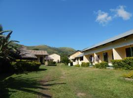 Uganda Lodge, Ruhanga (рядом с регионом Igara)