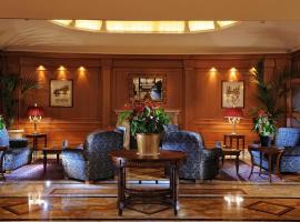 Hotel Manzoni, Mediolan