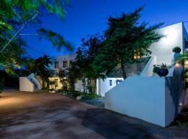 Contaratos Holiday Lettings