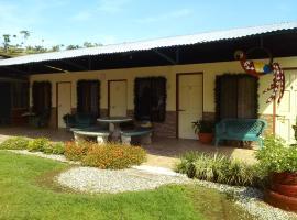Hotel Margarita Sierpe, Sierpe (Caracol yakınında)