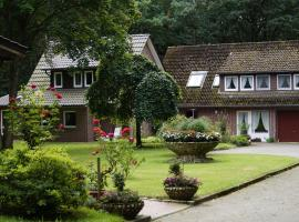 Ferienwohnungen / Ferienhaus Wahlers, Bispingen (Oberhaverbeck yakınında)