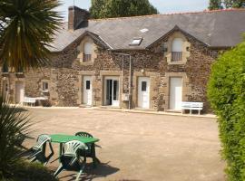Chambres Cardequin, Доль-де-Бретань (рядом с городом Roz-Landrieux)