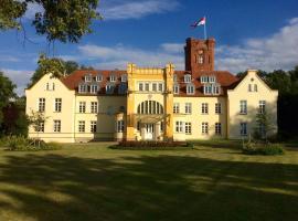 Schloss Lelkendorf - Fewo Prebberede, Lelkendorf
